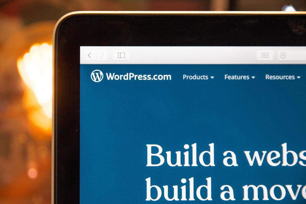 Desarrollo con Plantilla Wordpress