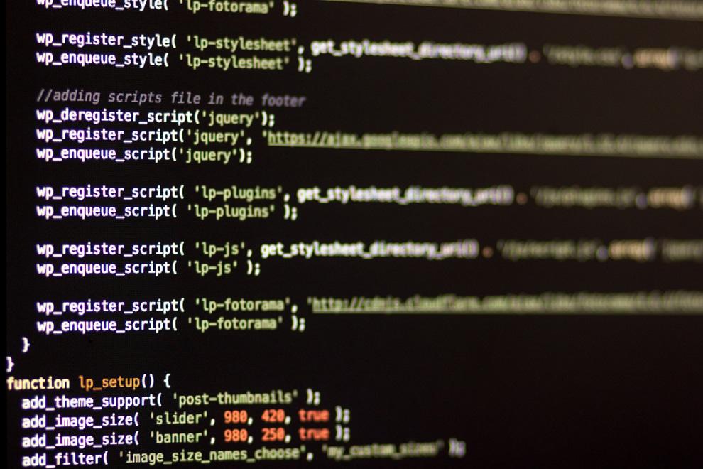 código limpio diseño web a la medida